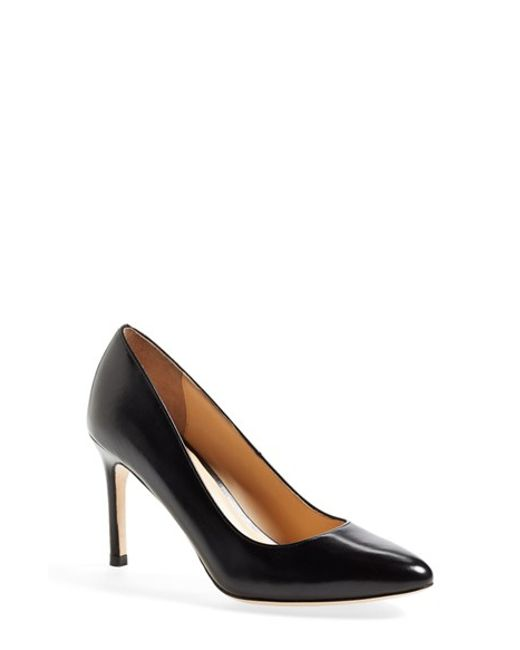 Cole Haan | Brown 'bethany' Leather Pump | Lyst