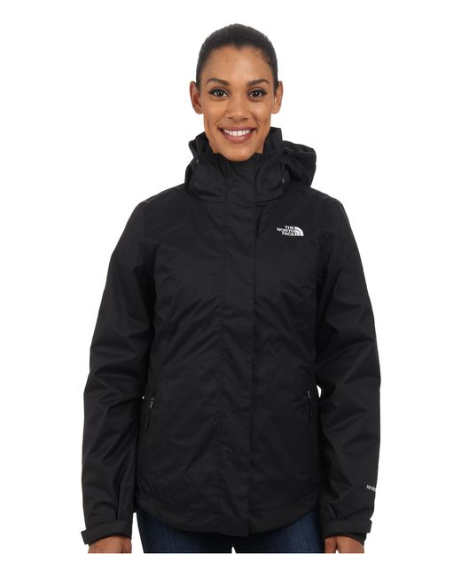 The North Face | Black Mossbud Swirl Triclimate® Jacket | Lyst