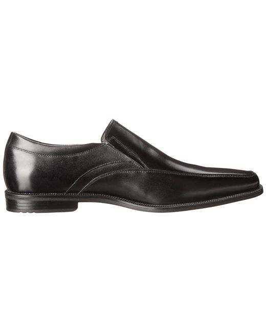 Florsheim | Black Forum Moc Toe Slip-on for Men | Lyst