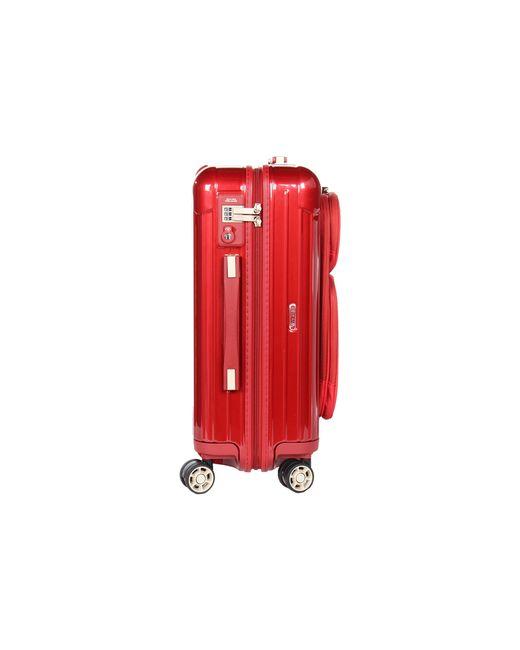 "Rimowa | Red Salsa Deluxe Hybrid - 21"" Cabin Multiwheel® | Lyst"
