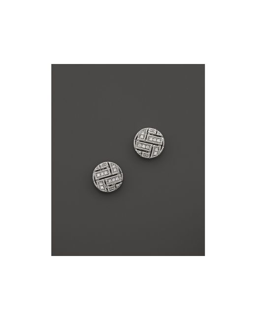 Dana Rebecca | Metallic Jemma Morgan Diamond Stud Earrings | Lyst
