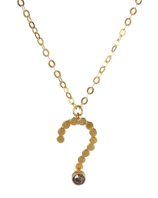 Jorge Morales | Metallic Necklace | Lyst