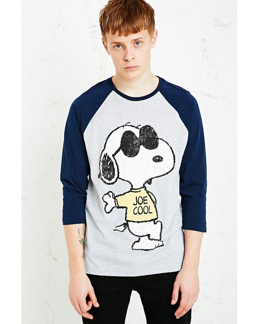 Urban Outfitters | Ted Tape White Ringer Tee for Men | Lyst