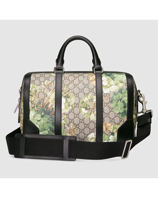 861a6e634bbb Gucci Blooms Duffle Bag | Stanford Center for Opportunity Policy in ...