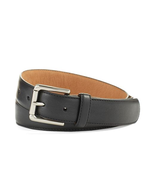 Cole Haan | Black Colebrook Leather Belt for Men | Lyst