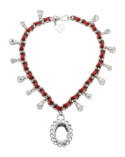 Miu Miu | Red Bracelet | Lyst