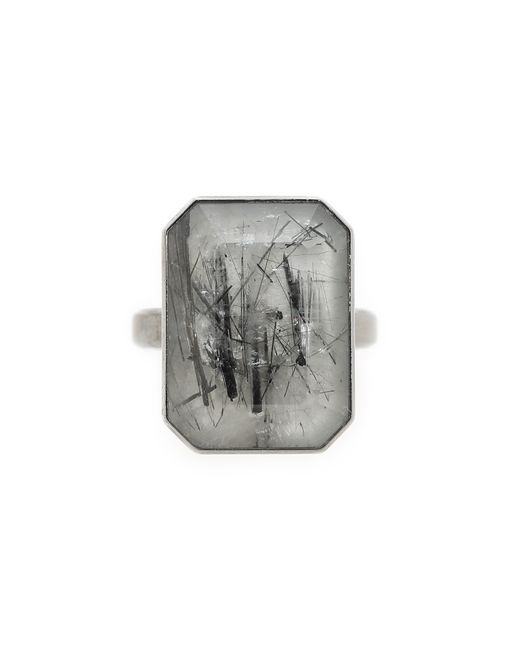Ringly | Gray Dive Bar Tech Ring | Lyst