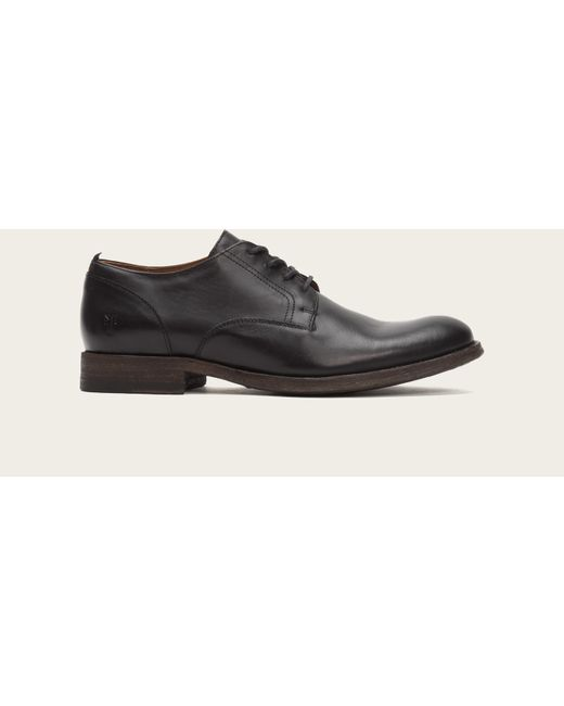 Frye | Black Jacob Oxford for Men | Lyst