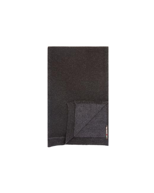 John Varvatos | Black Star Usa Whipstitched Merino Wool Knit Scarf for Men | Lyst