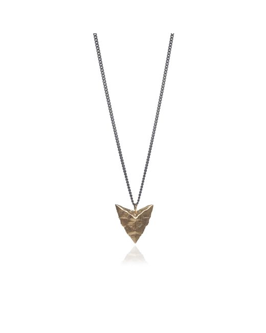 Rachel Entwistle | Metallic Modern Primitive Pendant Gold | Lyst