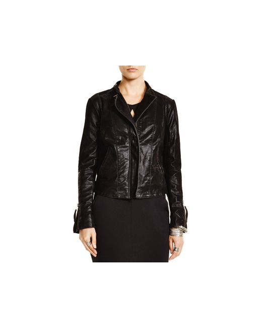 How to clean faux leather jacket