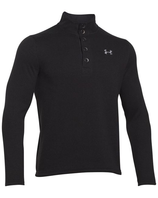 Under Armour | Black Men's Storm Specialist Sweater for Men | Lyst
