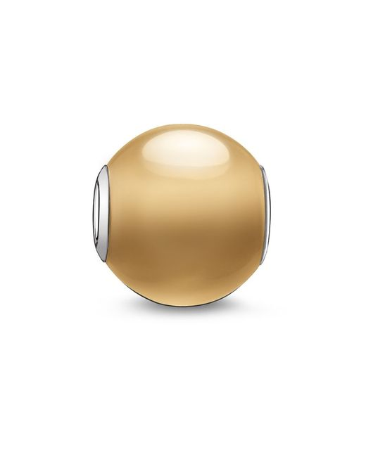 Thomas Sabo | Metallic Karma Bead Natural Agate | Lyst