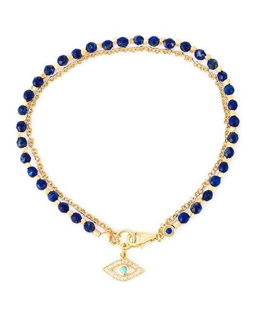 astley clarke evil eye biography bracelet in gold