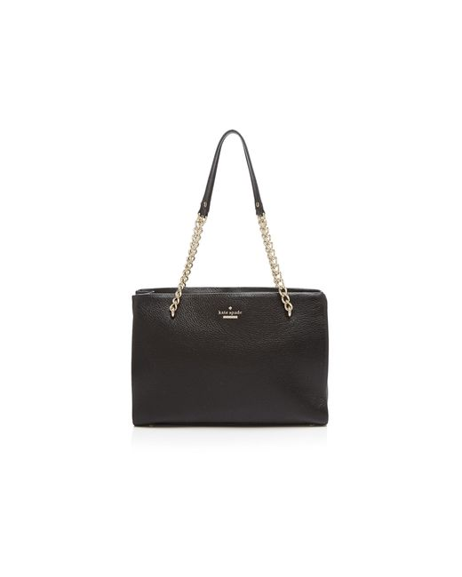 Kate Spade | Black Emerson Place Small Tote | Lyst