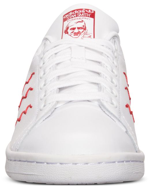 Adidas Stan Smith Red Women