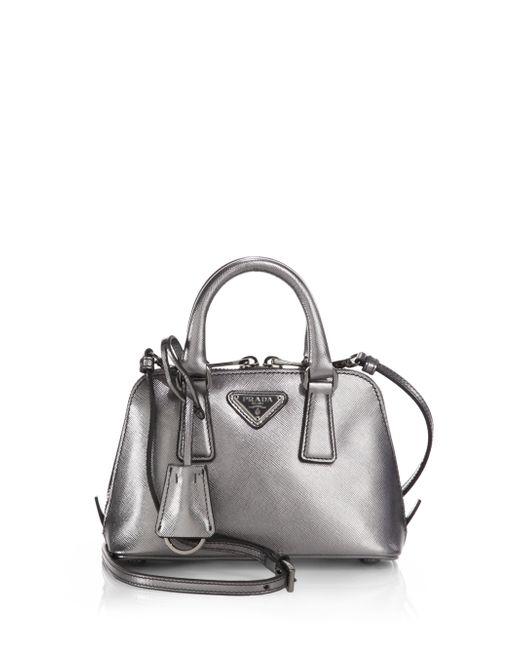 6eb7a5610620 Prada Saffiano Lux Mini Promenade Bag | Stanford Center for ...