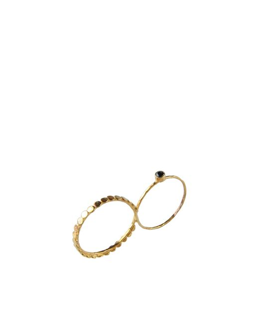 Jorge Morales | Metallic Ring | Lyst