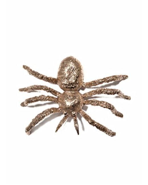 Bernard Delettrez | Metallic Spider Brooch | Lyst