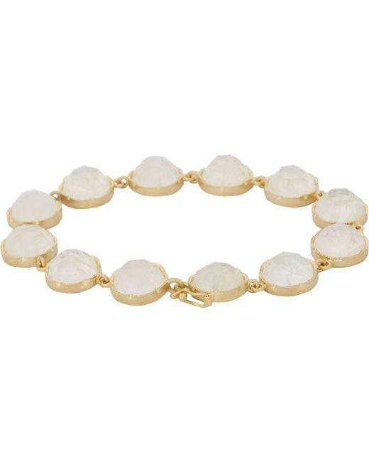 Irene Neuwirth | Metallic Gemstone Bracelet | Lyst