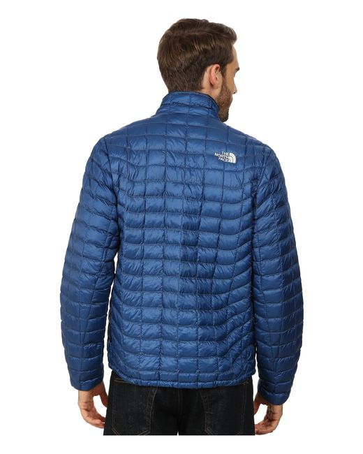 The North Face | Blue Thermoball™ Full Zip Jacket for Men | Lyst