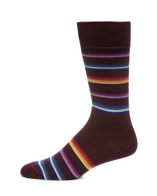 Paul Smith | Purple Multi-colored Striped Socks for Men | Lyst