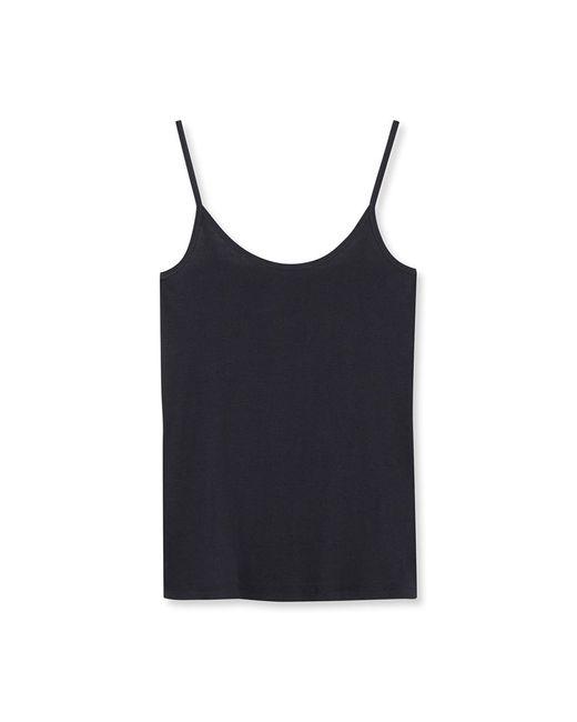 Petit Bateau | Blue Women's Light Cotton Camisole Top | Lyst