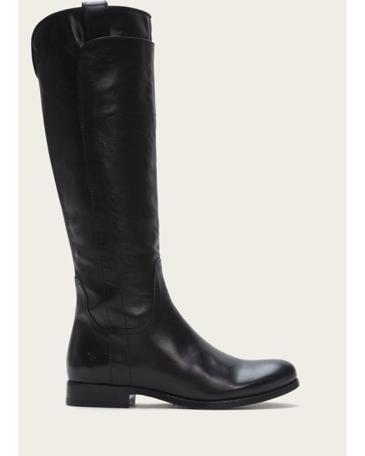 Frye | Black Melissa Tall Riding | Lyst