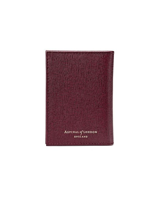 Aspinal | Double Credit Card Case | Lyst
