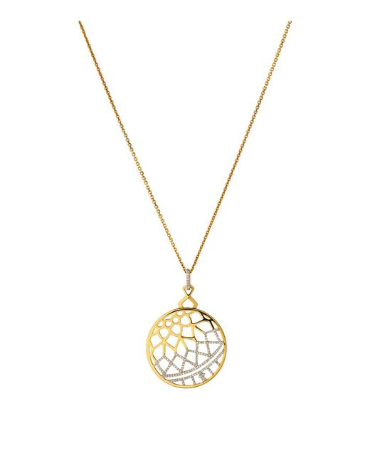 Links of London | Metallic Timeless Large Arch Necklace | Lyst