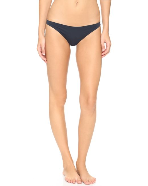 Stella McCartney | Blue New Stella Smooth & Lace Bikini | Lyst