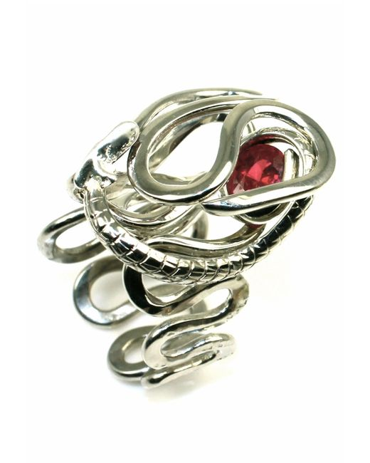 Sibilla G Jewelry | Red Sibilla G Cool Jazz Ruby Ring | Lyst