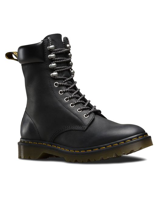 Dr. Martens | Black Padten for Men | Lyst