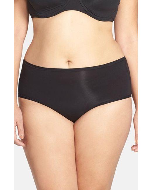 Natori | Black Girl Shorts | Lyst