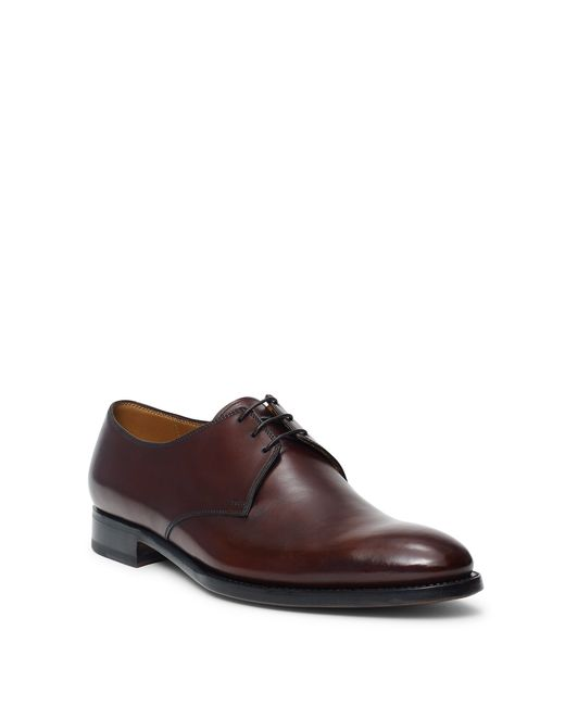 Pink Pony | Brown Dalvin Calfskin Oxford Shoes for Men | Lyst