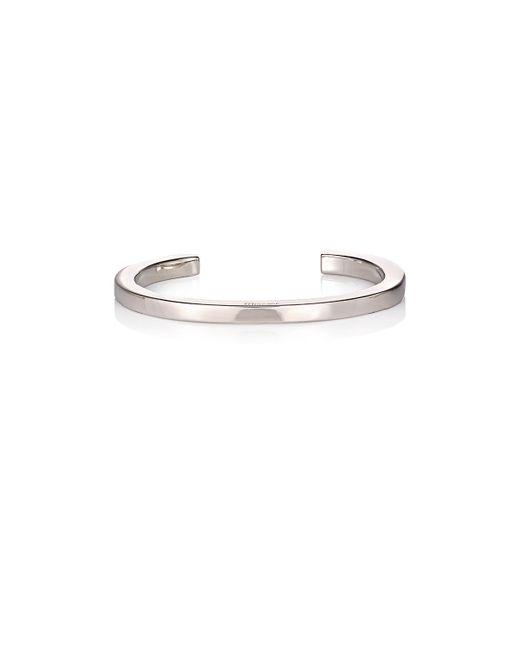 Miansai | Metallic Ipsum Cuff for Men | Lyst