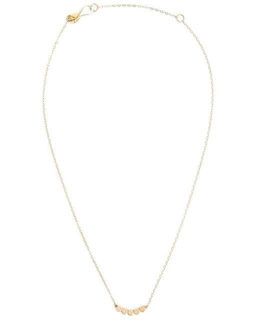 Melissa Joy Manning   Blue Diamond Pendant Necklace   Lyst