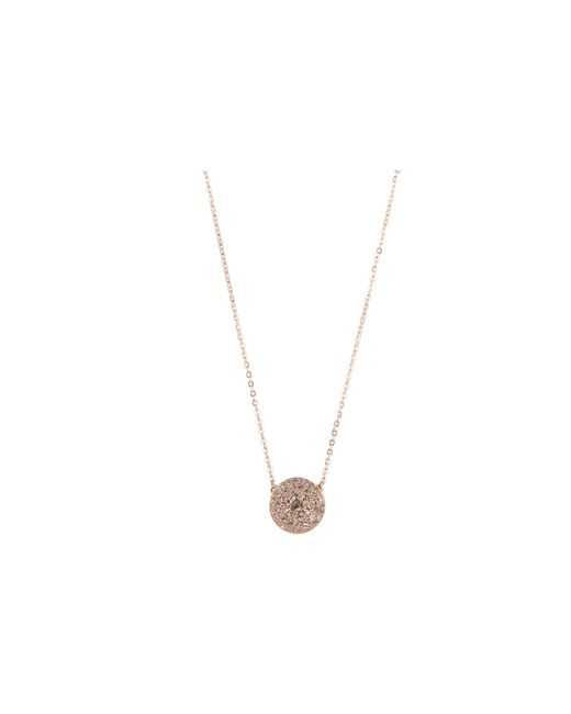 Fossil | Black Vintage Glitz Necklace | Lyst