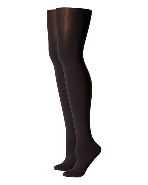 Hue | Blackout Tights 2-pack | Lyst
