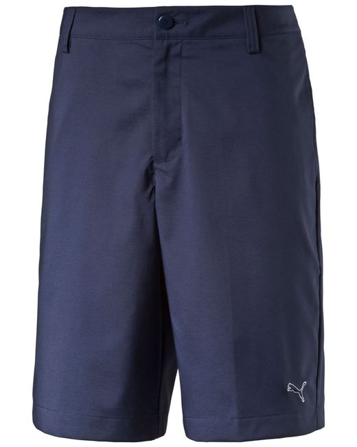PUMA | Blue Essential Short for Men | Lyst
