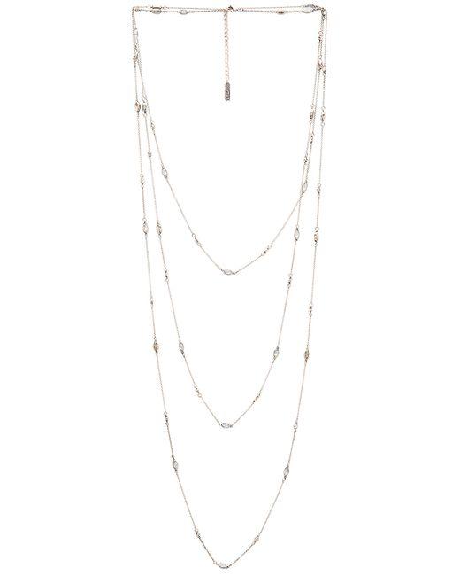 Sunahara | Metallic Aphrodite Necklace | Lyst