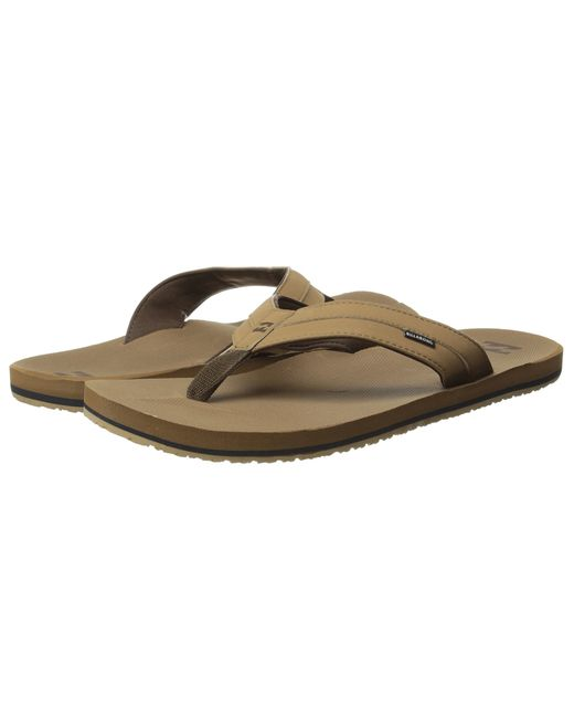 Billabong   Natural All Day Impact Sandal for Men   Lyst