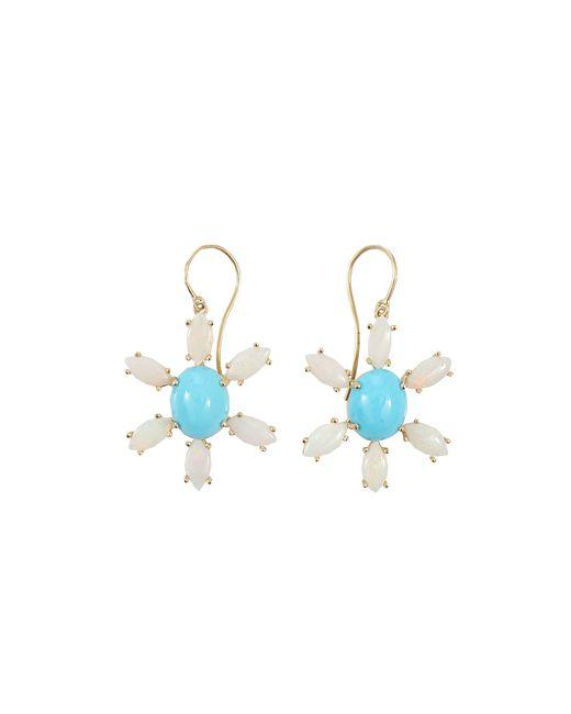 Andrea Fohrman | Blue Sleeping Beauty Turquoise Earrings | Lyst