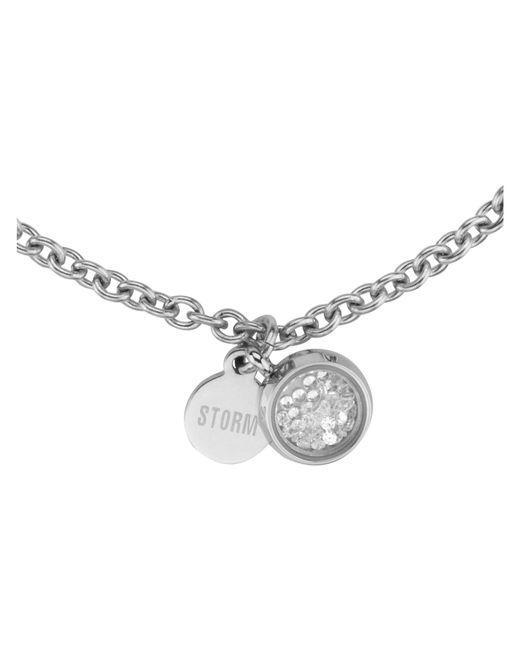 Storm | Metallic Silver Mimi Bracelet | Lyst