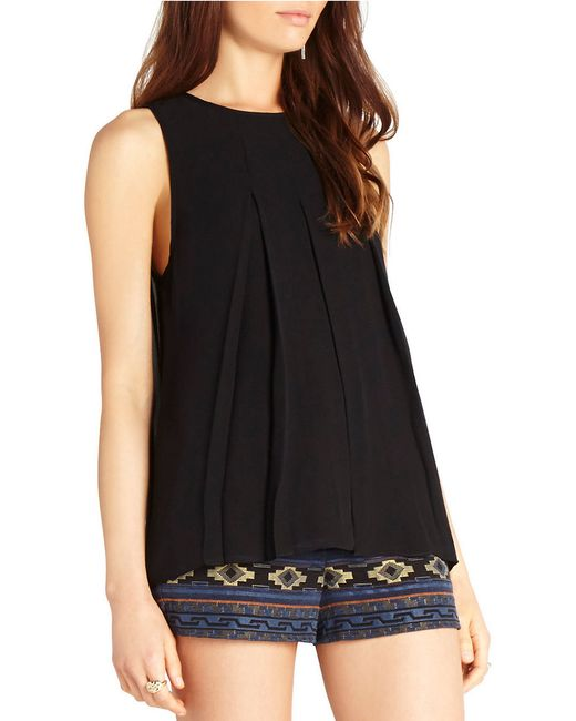 BCBGeneration | Black Graphic Muscle Tank | Lyst