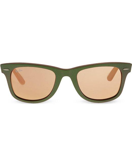 Ray Ban Mirror Sunglasses Wayfarer