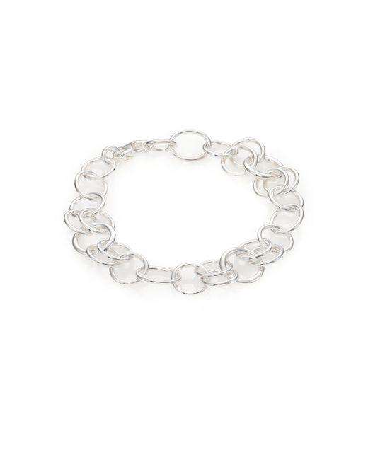Ippolita | Metallic Glamazon Sterling Silver Link Bracelet | Lyst