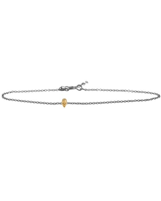 Lee Renee | Metallic Tiny Voodoo Erzulie Bracelet Gold & Silver | Lyst