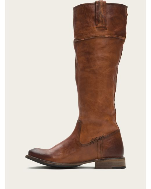 Frye | Brown Shirley Artisan Tall | Lyst