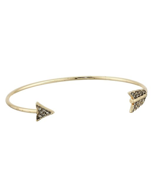 House of Harlow 1960 | Metallic Arrow Affair Cuff Bracelet | Lyst